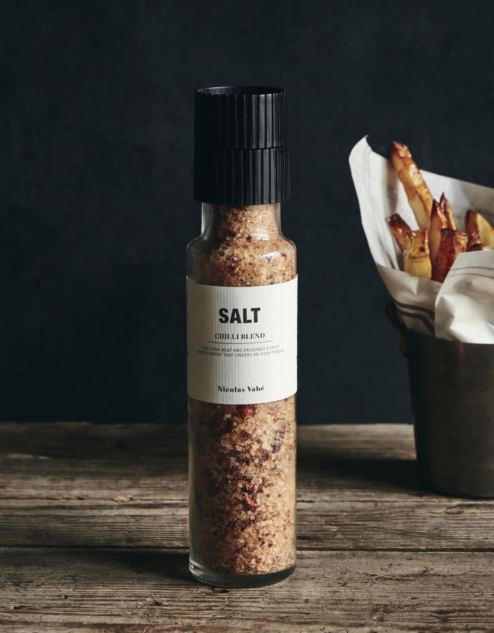 Nicolas Vahé Nicolas Vahé - Salt , chili blend