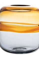Bloomingville Bloomingville - Lexcia, Yellow, glass