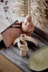 Bloomingville Bloomingville - Ngan tray , green stoneware