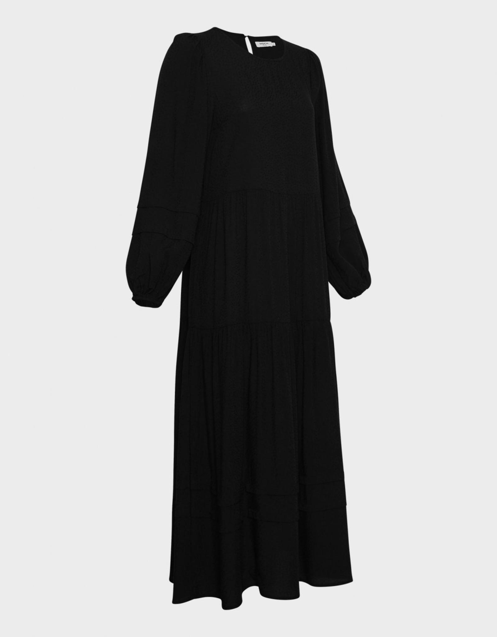 Moss Copenhagen MSCH - Celesta Aili LS dress