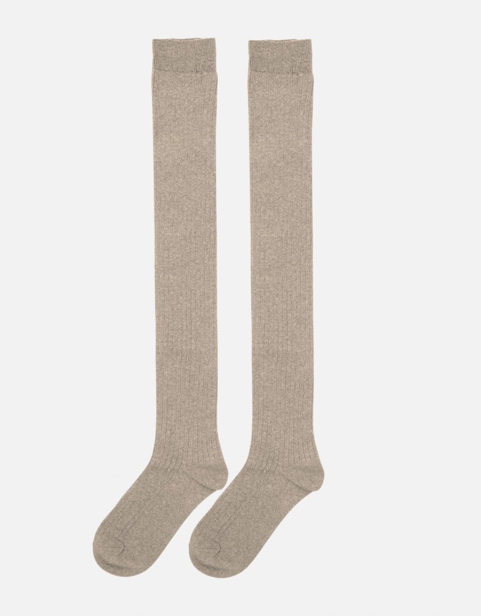 Moss Copenhagen MSCH - Knee socks