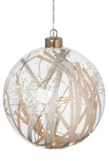 Räder Rader - Lightning bauble merry christmas
