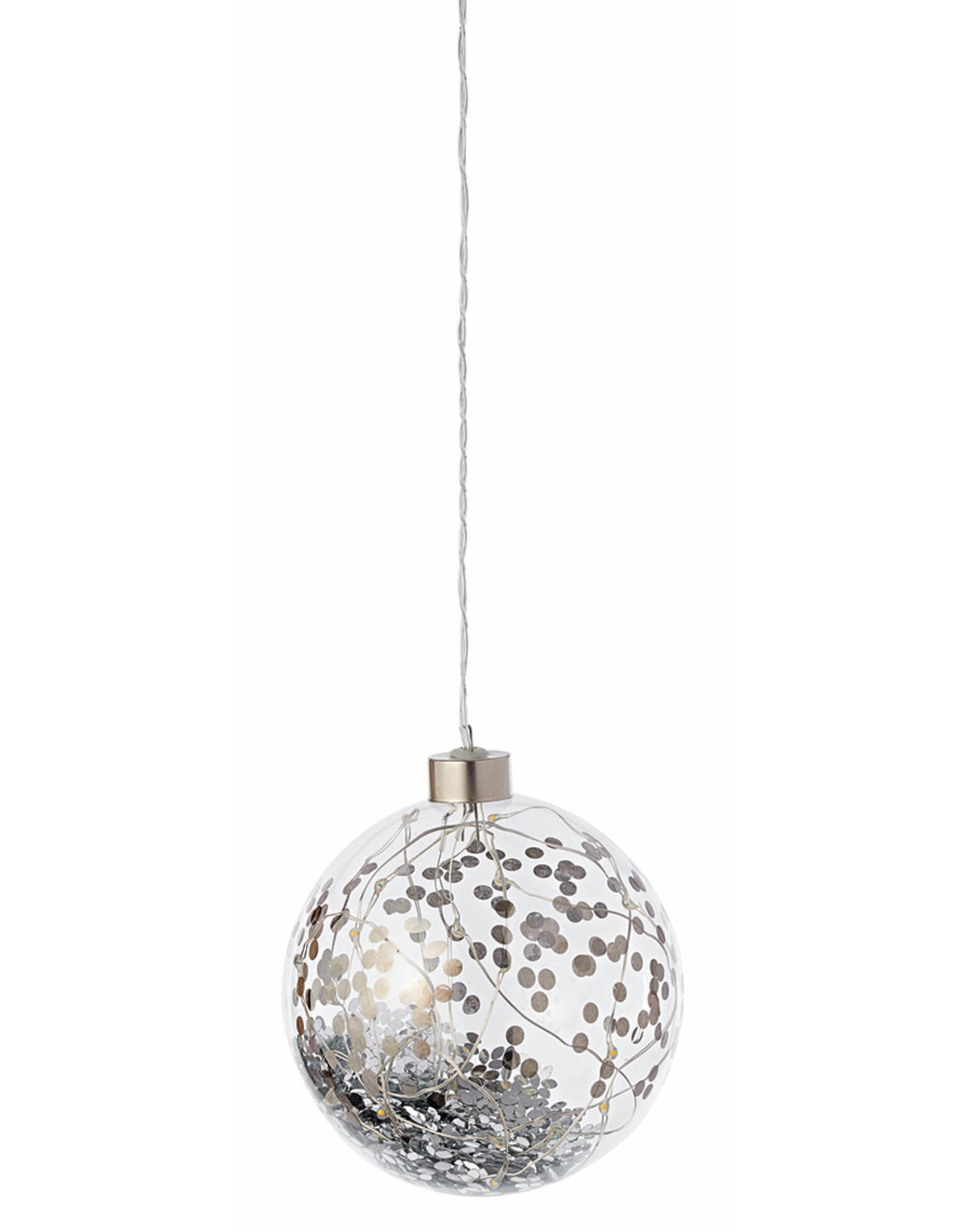 Räder Rader - Dream light ball silver