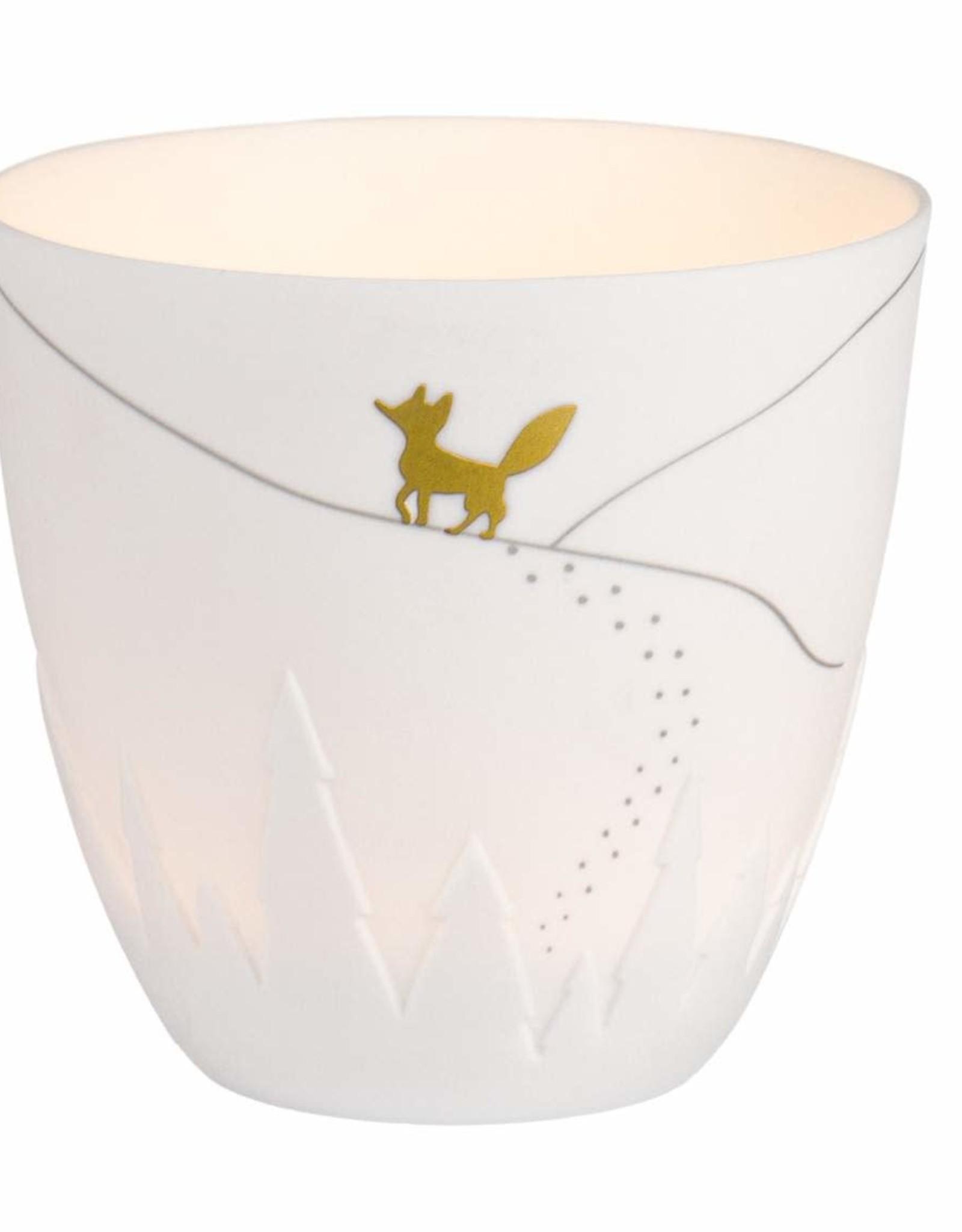 Räder Rader - Poetry light fox, gold