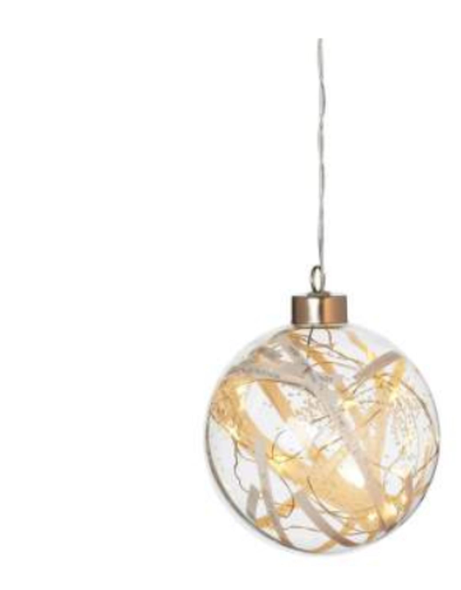 Räder Rader - Led light ball - Merry Xmas - S