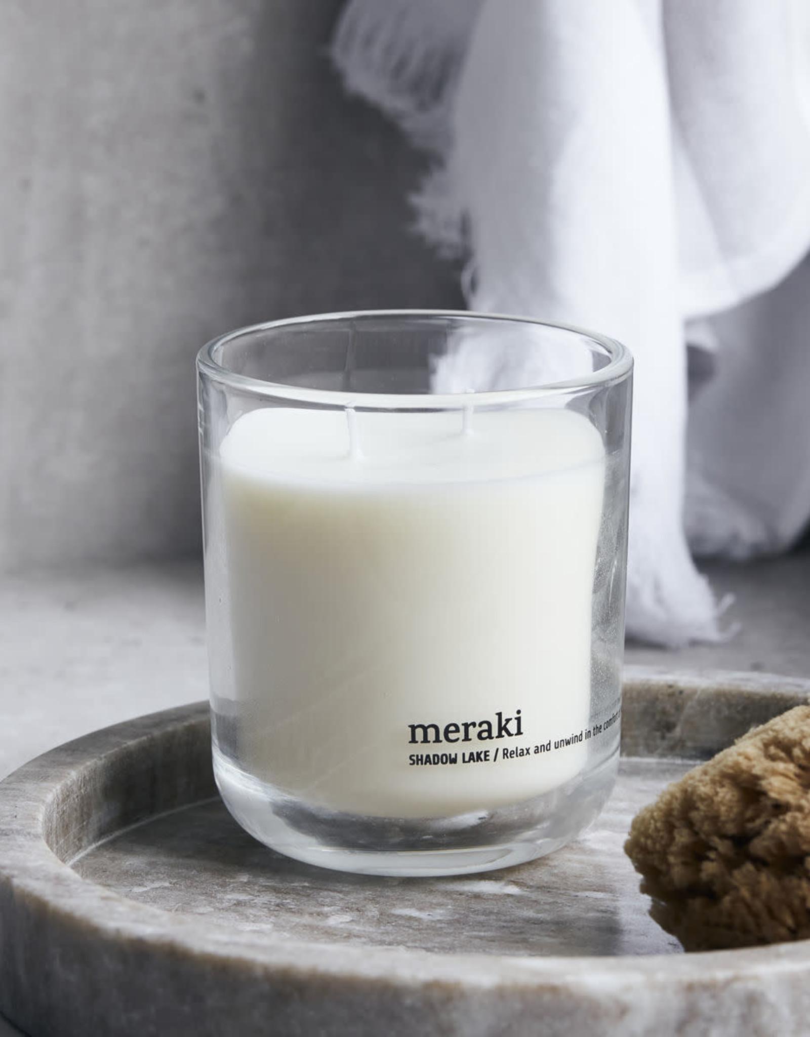 Meraki Meraki - Scented candle shadow lake