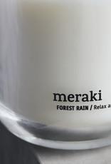 Meraki Meraki - Scented candle Forest rain