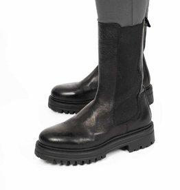 Zusss Zusss - Chelsea boots zwart