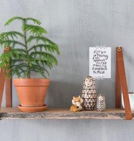 Handles & more Handles & More - Plankdragers cognac