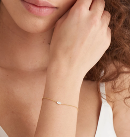 Ania Haie Ania Haie - Evil eye - gold bracelet