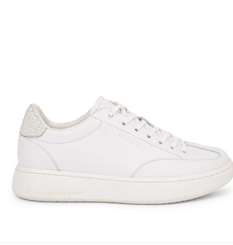 Woden Woden - Pernille Leather - Bright White