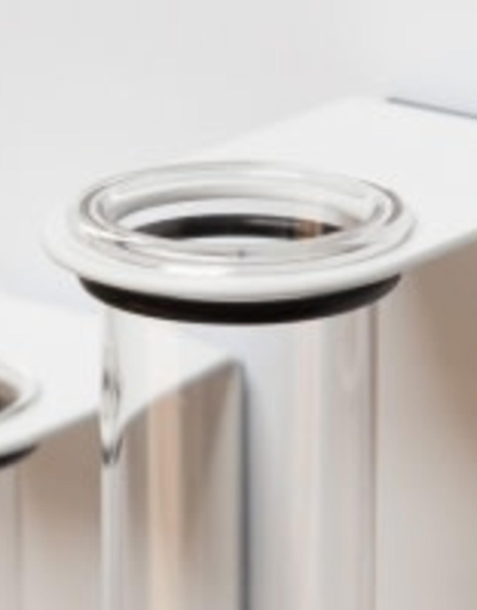 Groovy Magnets Groovy Magnets - Magnetische bloemvaasje L wit