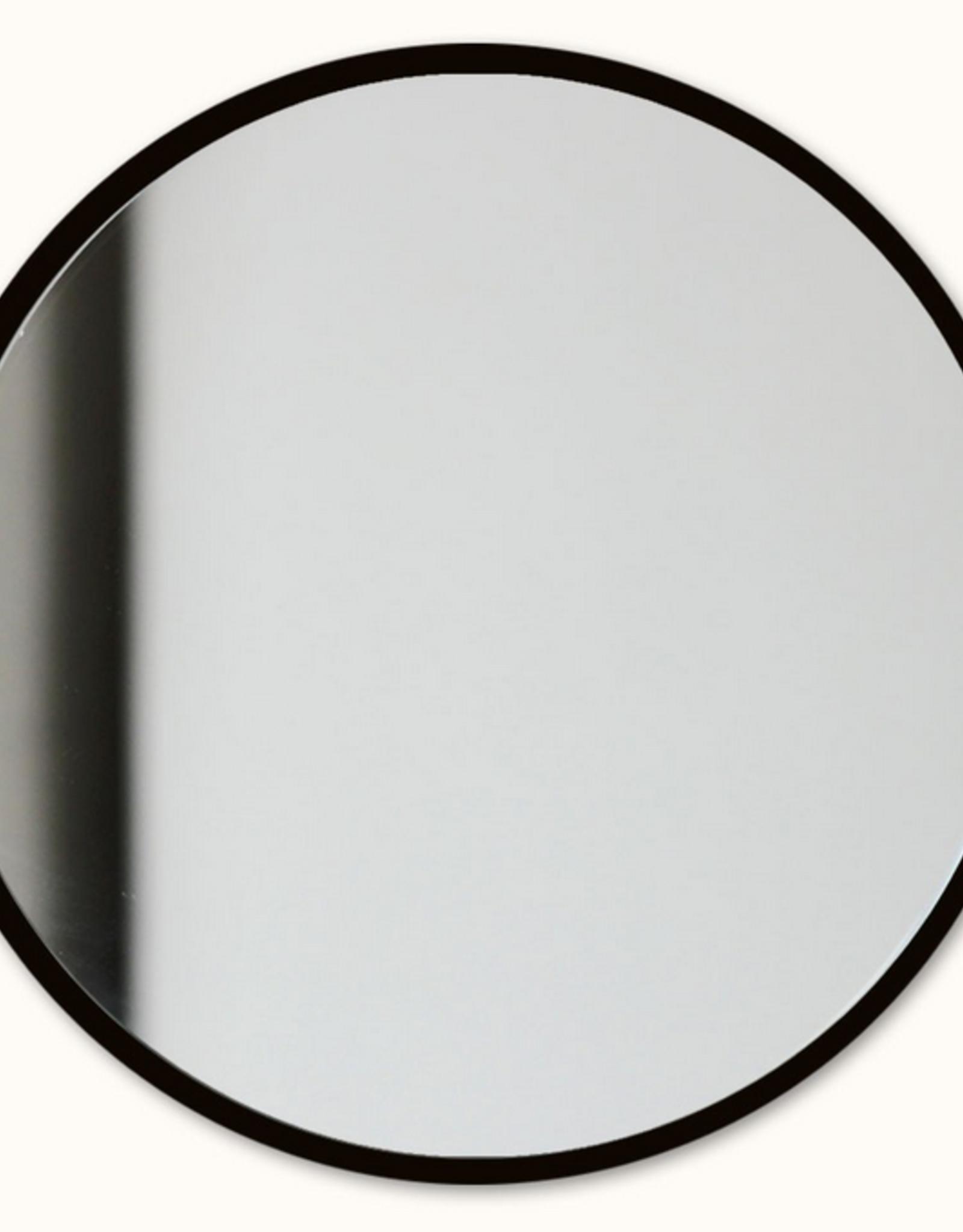 Groovy Magnets Groovy Magnets - Magnetische spiegel - zwart