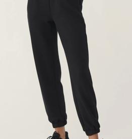 Moss Copenhagen MSCH  - Ima sweat pants - Black