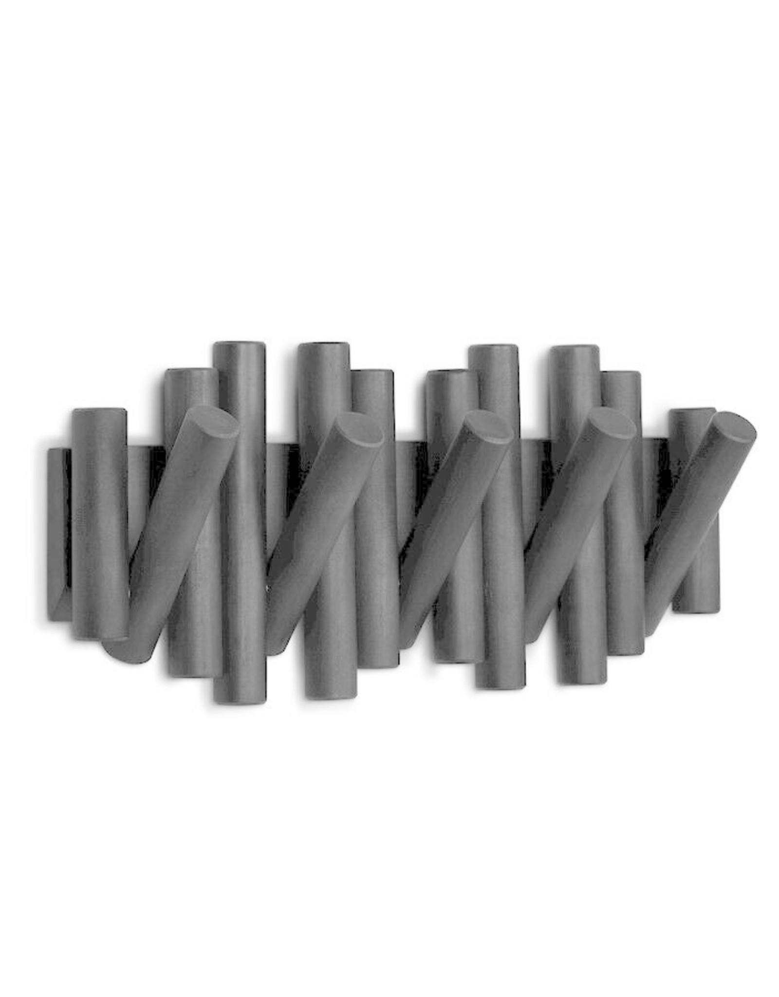 Umbra Umbra - Picket  5 hook - kapstok - Black