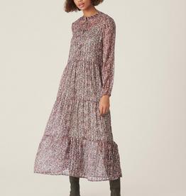 Moss Copenhagen Msch - Kaline 3/4 Maxi dress - Lint Flowers