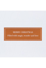 Räder Rader - Christmas postcard Merry chirstmas