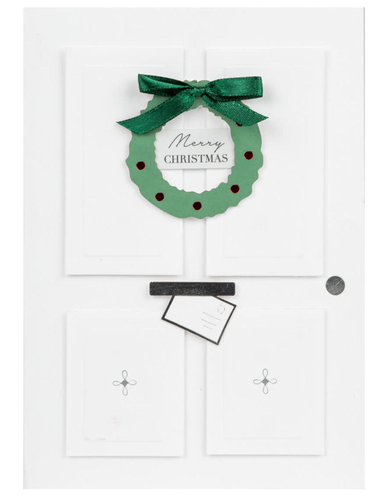 Räder Rader - Door card Merry christmas