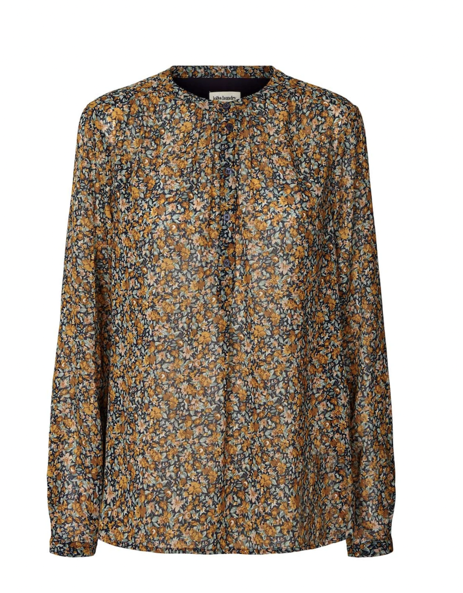 Lolly's Laundry Lolly's laundry - Singh shirt flower print