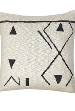 Malagoon Malagoon - Fantasy line knitted cushion offwhite 50x50