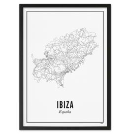 Wijck Wijck - prints - 30x40 - Ibiza