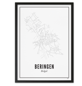 Wijck Wijck - prints - 21x30 - Beringen