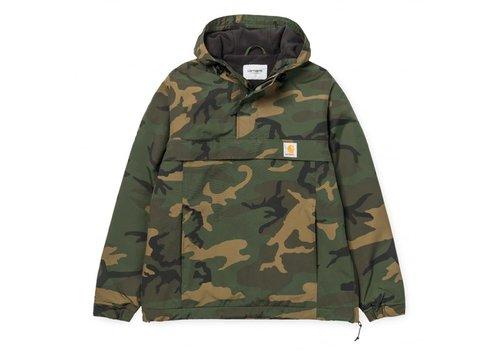 Carhartt WIP Carhartt Nimbus Pullover Jacket Camo