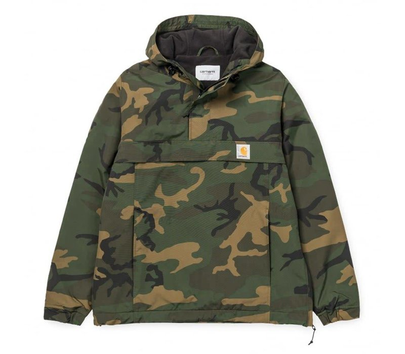 Carhartt Nimbus Pullover Jacket Camo