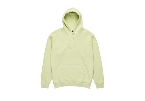 Polar Polar Default Hoodie Lime