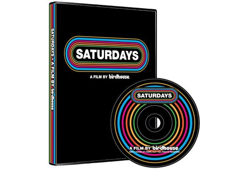 "Birdhouse Birdhouse "" Saturdays"" DVD"
