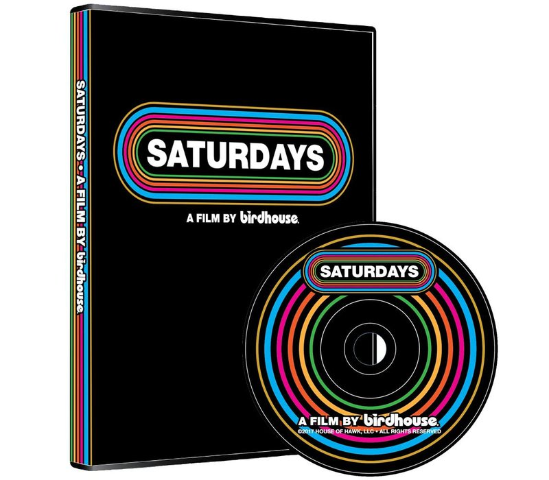 "Birdhouse "" Saturdays"" DVD"