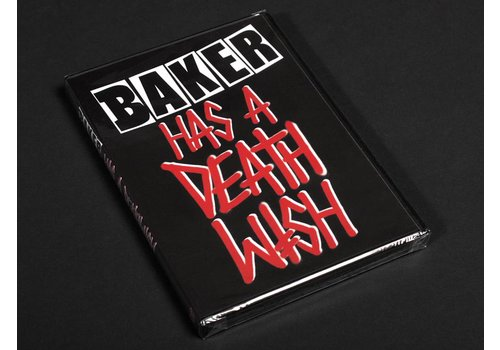 Baker Baker Has A Deathwish DVD