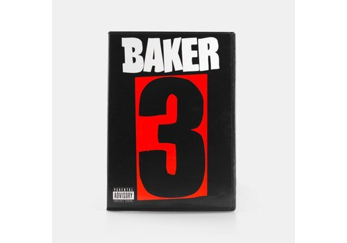 Baker Baker 3 DVD