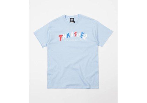 Thrasher Thrasher THARSHER Tee Light Blue