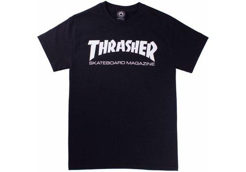 Thrasher Thrasher Skate Mag Tee Black