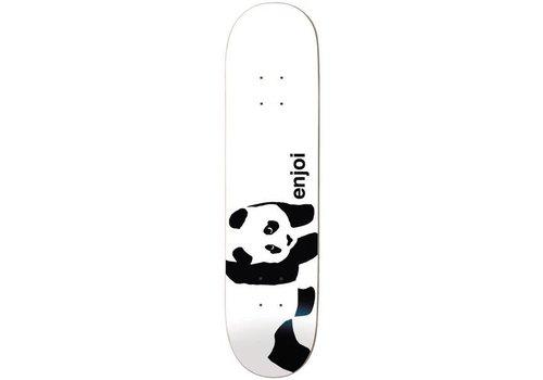 Enjoi Enjoi Whitey Panda Logo 8.0