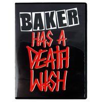 Baker Has A Deathwish DVD