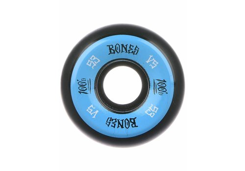 Bones Bones Wheels - V5 100's Black OG Formula 53mm