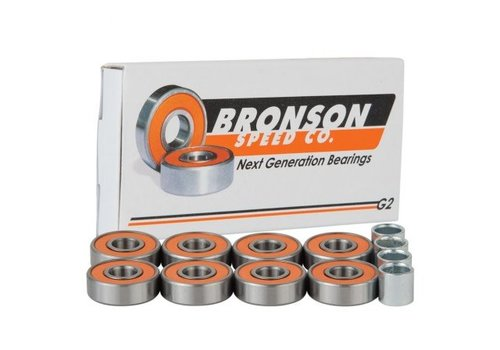 Bronson Speed Co. Bronson Bearings G2