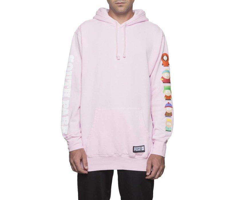 HUF X South Park Kids Hoodie Pink