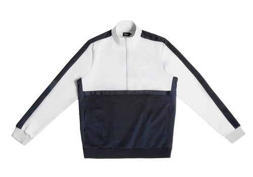Dime Dime Track Jacket Gray/Navy