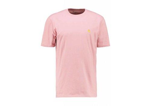 Carhartt WIP Carhartt Chase T-Shirt Soft Rose