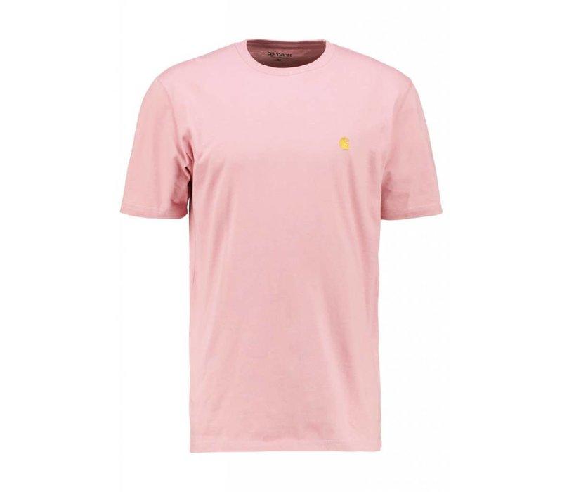 Carhartt Chase T-Shirt Soft Rose
