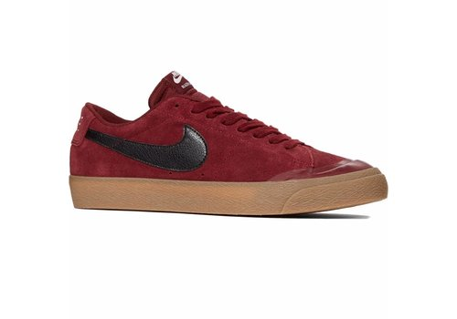 Nike SB Nike SB Blazer Zoom Low Dark Team Red/Black (K)