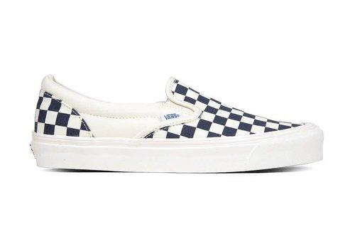 Vans Vans Slip-on Checkerboard White