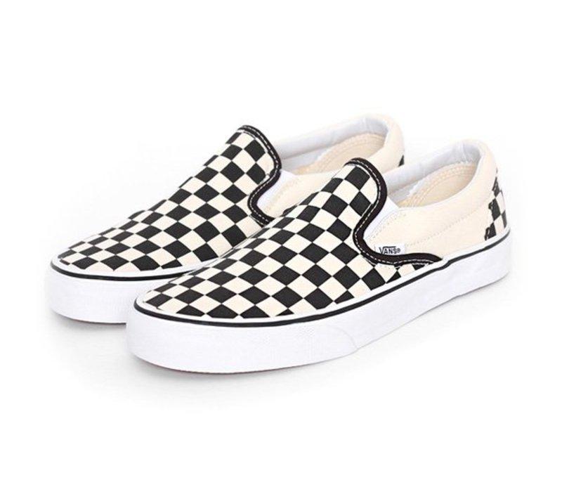 Vans Slip-on Checkerboard White