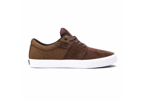 Supra Supra Stacks Vulc 2 Brown/White