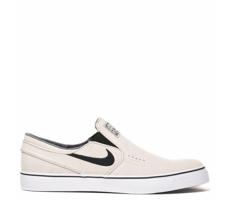 Nike SB Janoski Slip On Light Bone/Black/White