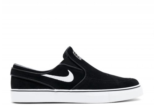 Nike SB Nike SB Janoski Slip On Black/White