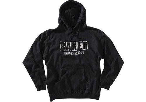 Baker Baker Brand Logo Black Pullover
